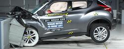 краш тест Nissan Juke 2011